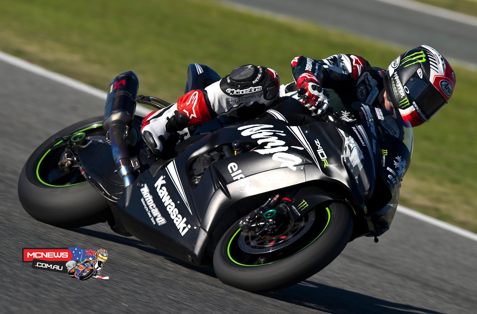 WorldSBK 2016 - Jerez Testing - November, 2015 - Jonathan Rea