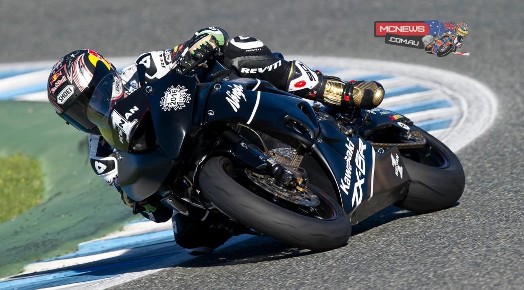 WorldSBK 2016 - Jerez Testing - November, 2015 - Kenan Sofuoglu