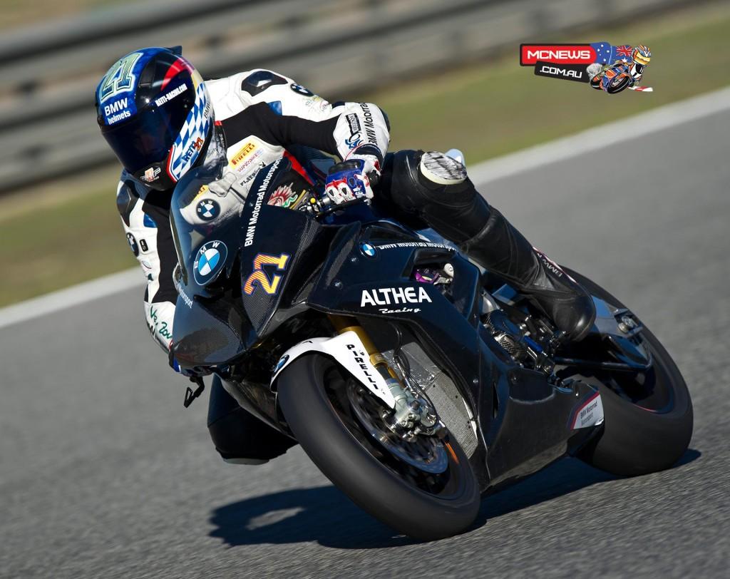 WorldSBK 2016 - Jerez Testing - November, 2015 - Markus Reiterberger