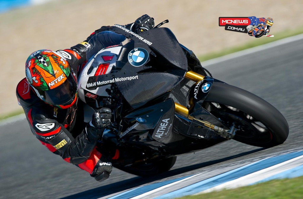 Althea BMW Racing Team - Jordi Torres