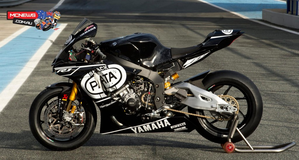 Pata Yamaha YZF-R1 World Superbike 2016