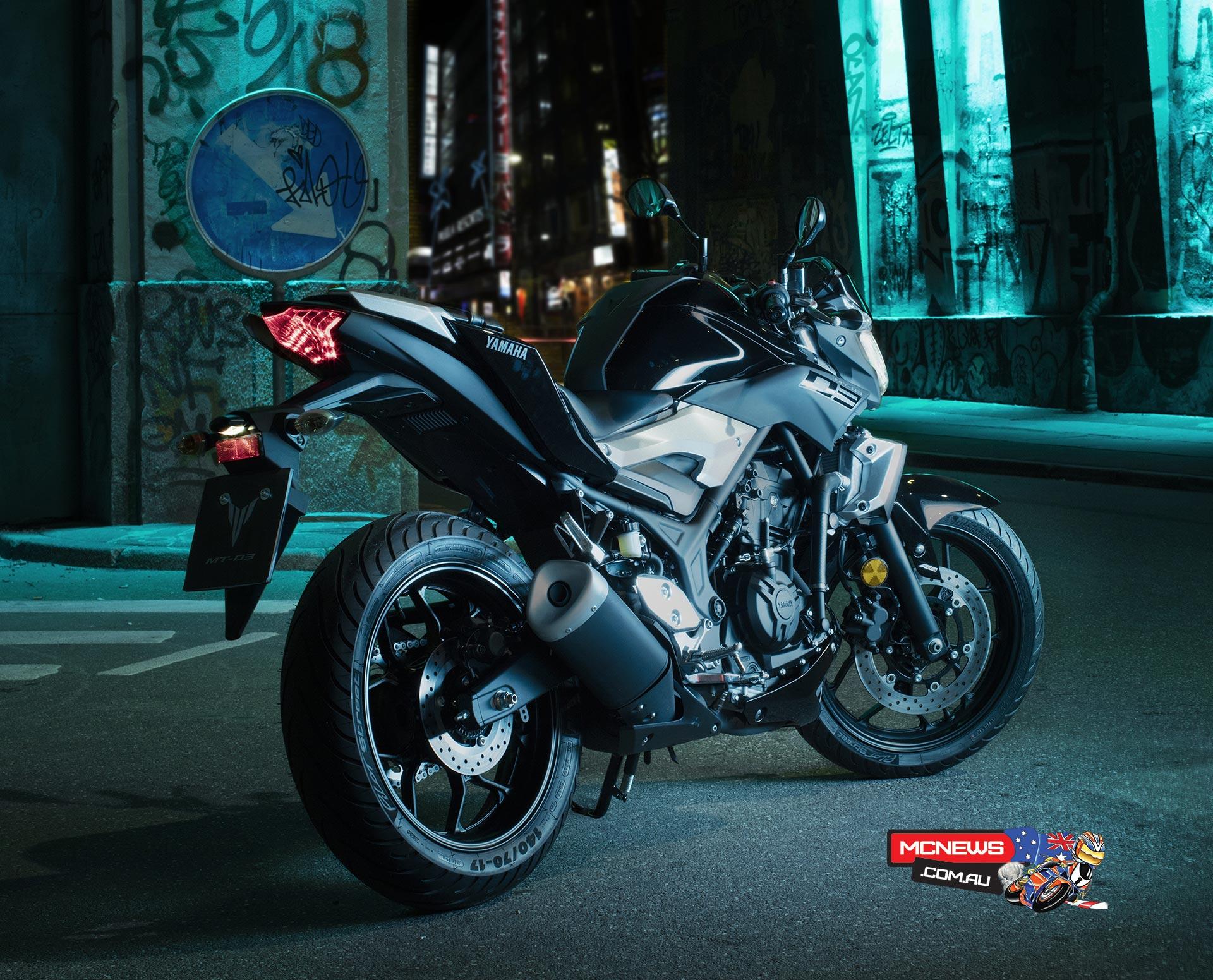 Yamaha Mt 03 The Yzf R3 Gets Naked Mcnews Com Au