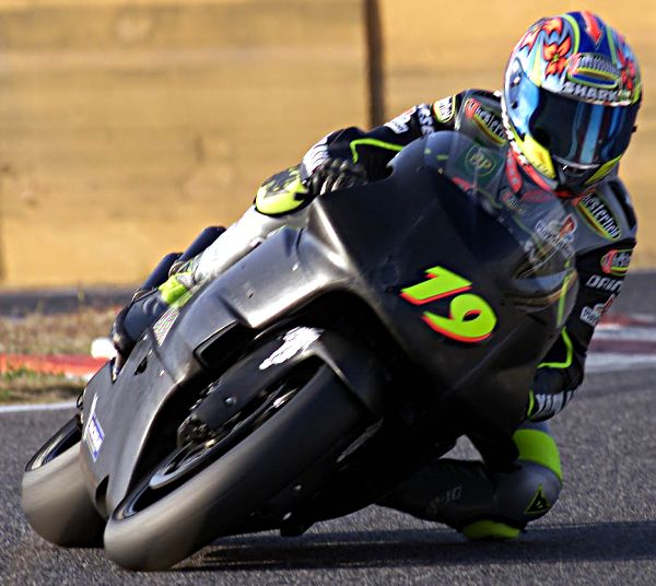 December 2000 - Yamaha Grand Prix Test - Olivier Jacque