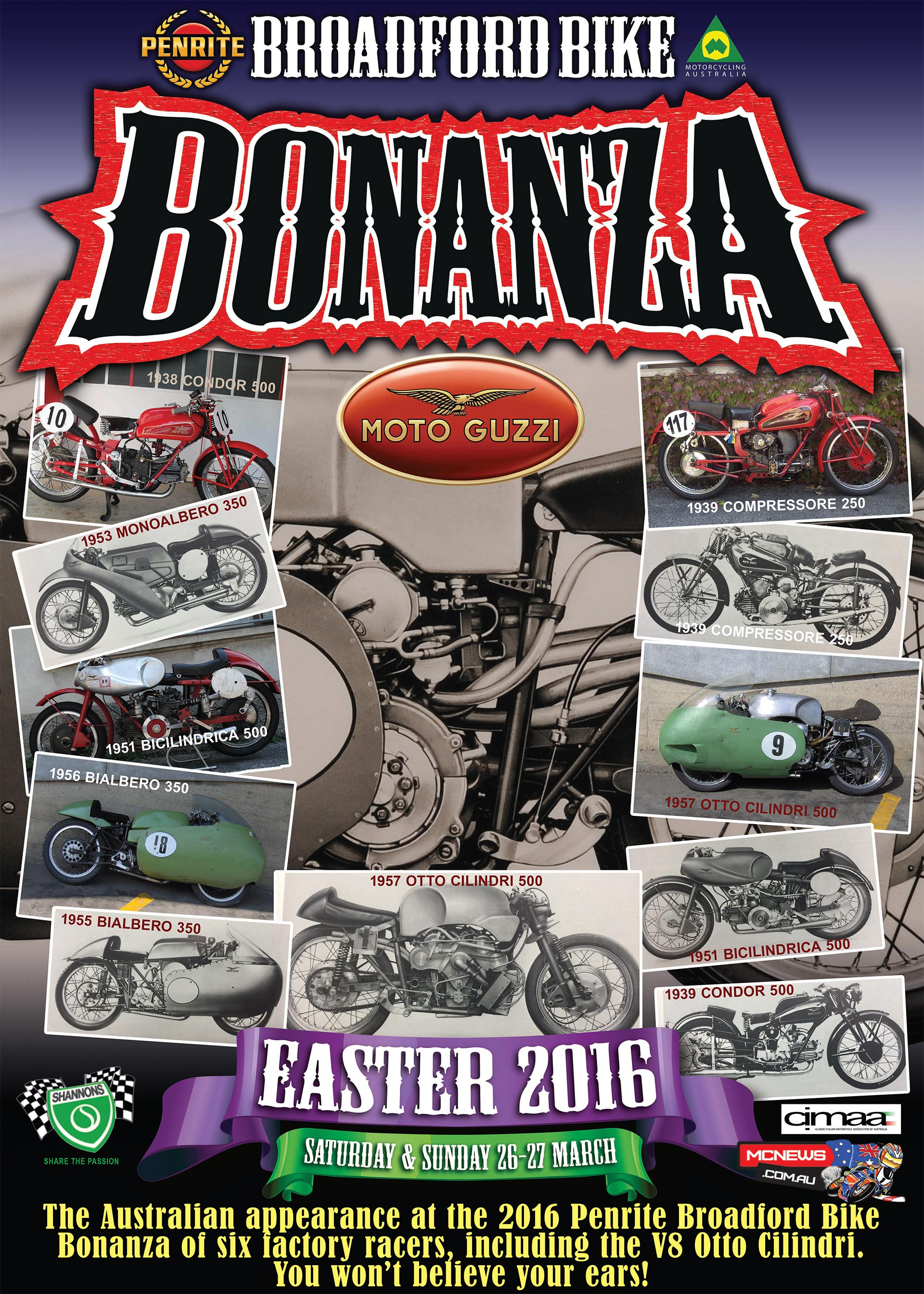 2016 Penrite Oil Broadford Bike Bonanza