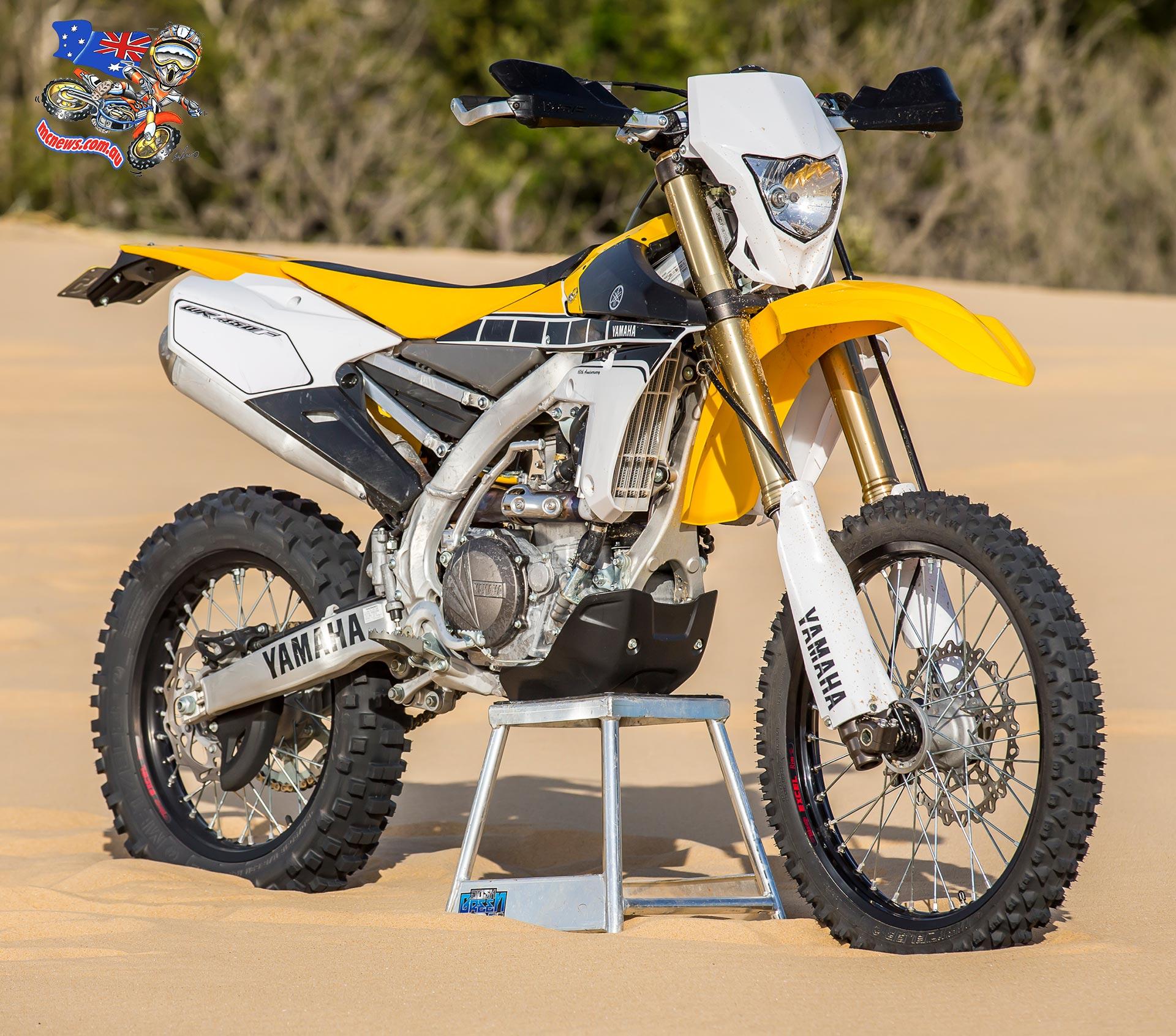 Yamaha WR450F 2015 precio ficha opiniones y ofertas