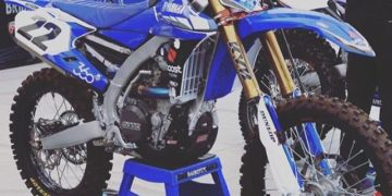 Chad Reed and Yamaha ready for Anaheim 1