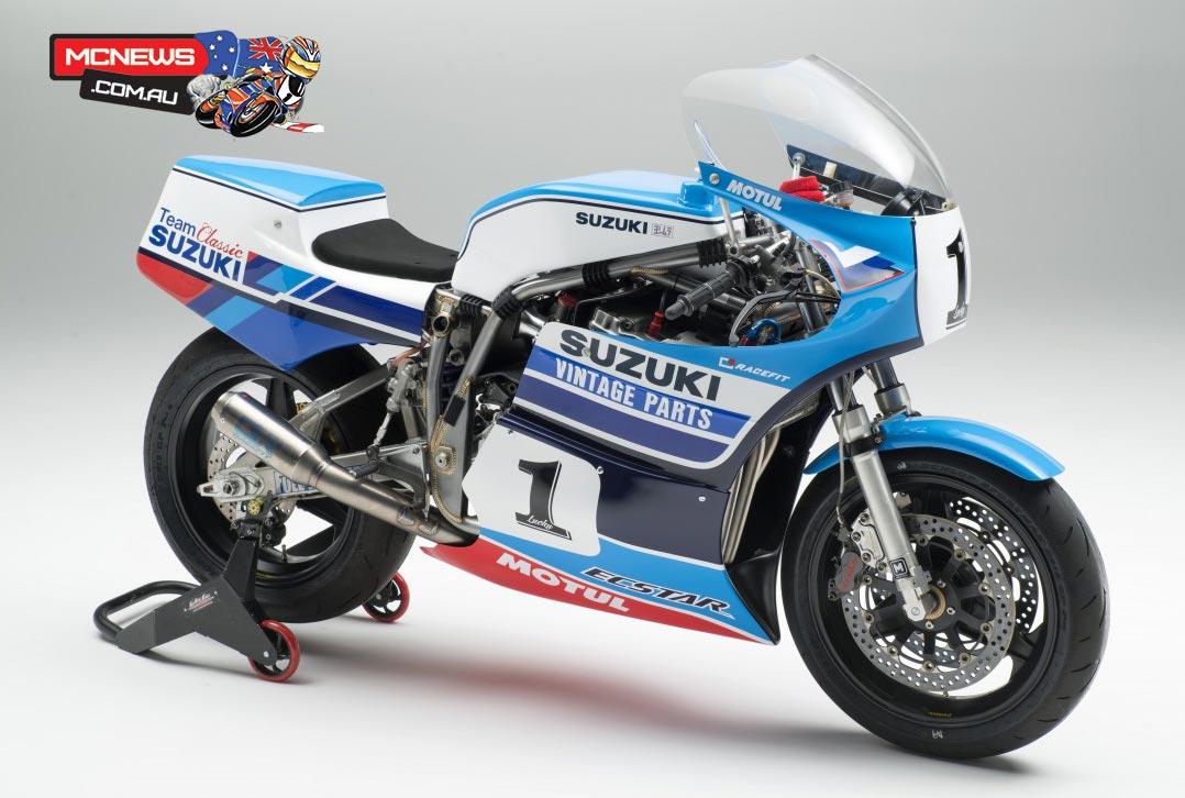 Suzuki XR69 - Classic Suzuki