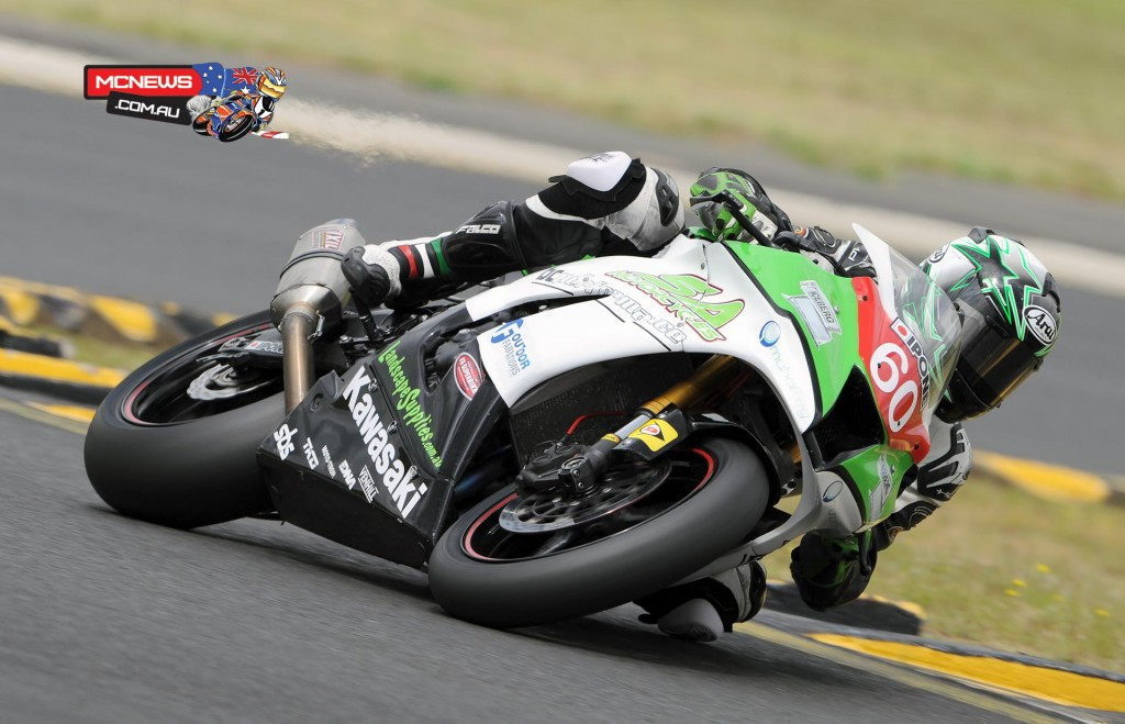 Swann Australasian Superbike Championship 2015 - Sydney Motorsports Park Final - Ben Burke