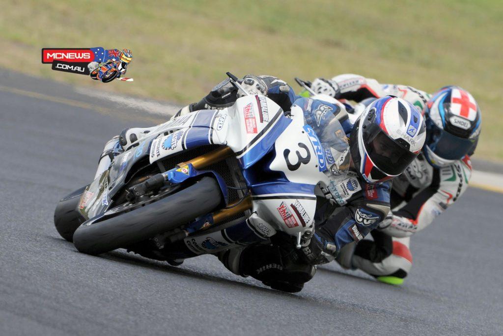 Callum Spriggs, Michael Blair - 2015 Swann Insurance Australasian Superbike Championship