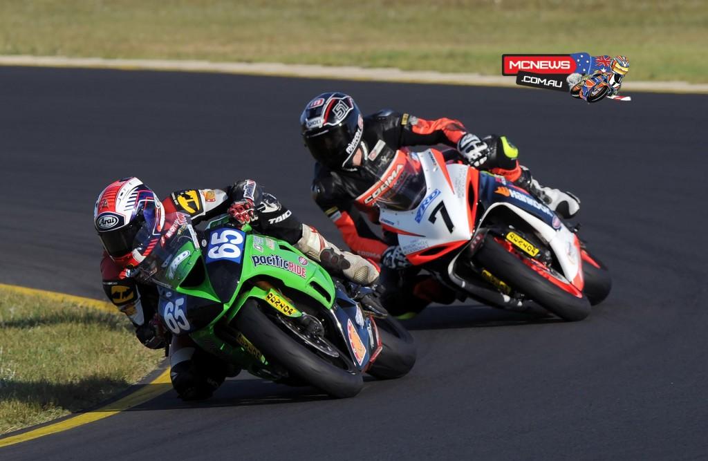 Troy Guenther, Brayden Elliott - 2015 Swann Insurance Australasian Superbike Championship