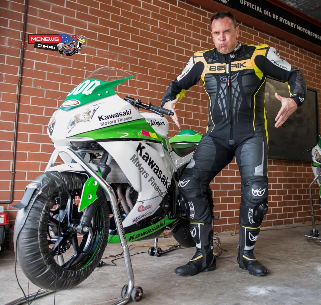 Swann Australasian Superbike Championship 2015 - Sydney Motorsports Park Final - Stuart Woodbury
