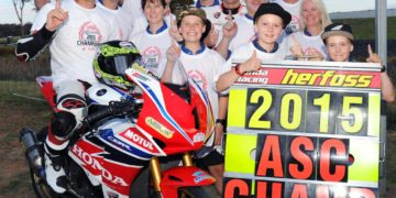 Troy Herfoss - 2015 Swann Insurance Australasian Superbike Champion and AFX-SBK Champion with Team Honda Racing