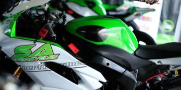 BCperformance SA Kawasaki the biggest privateer race team in Australia