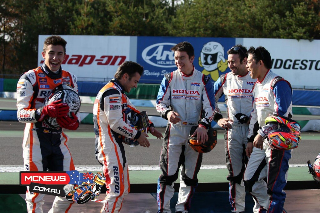 Honda Racing's Thanks Day  2015