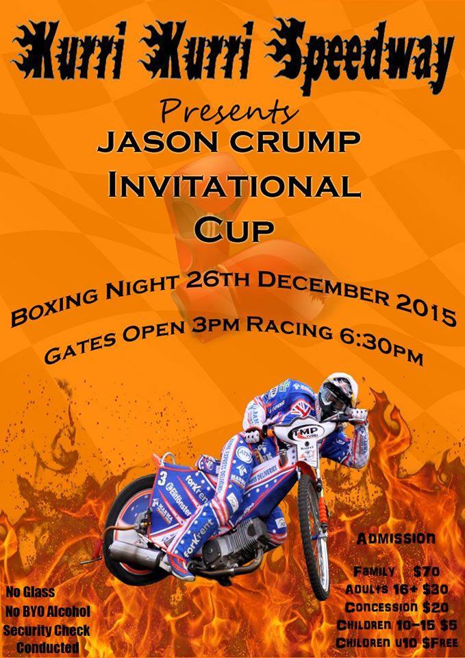 Jason Crump Invitational
