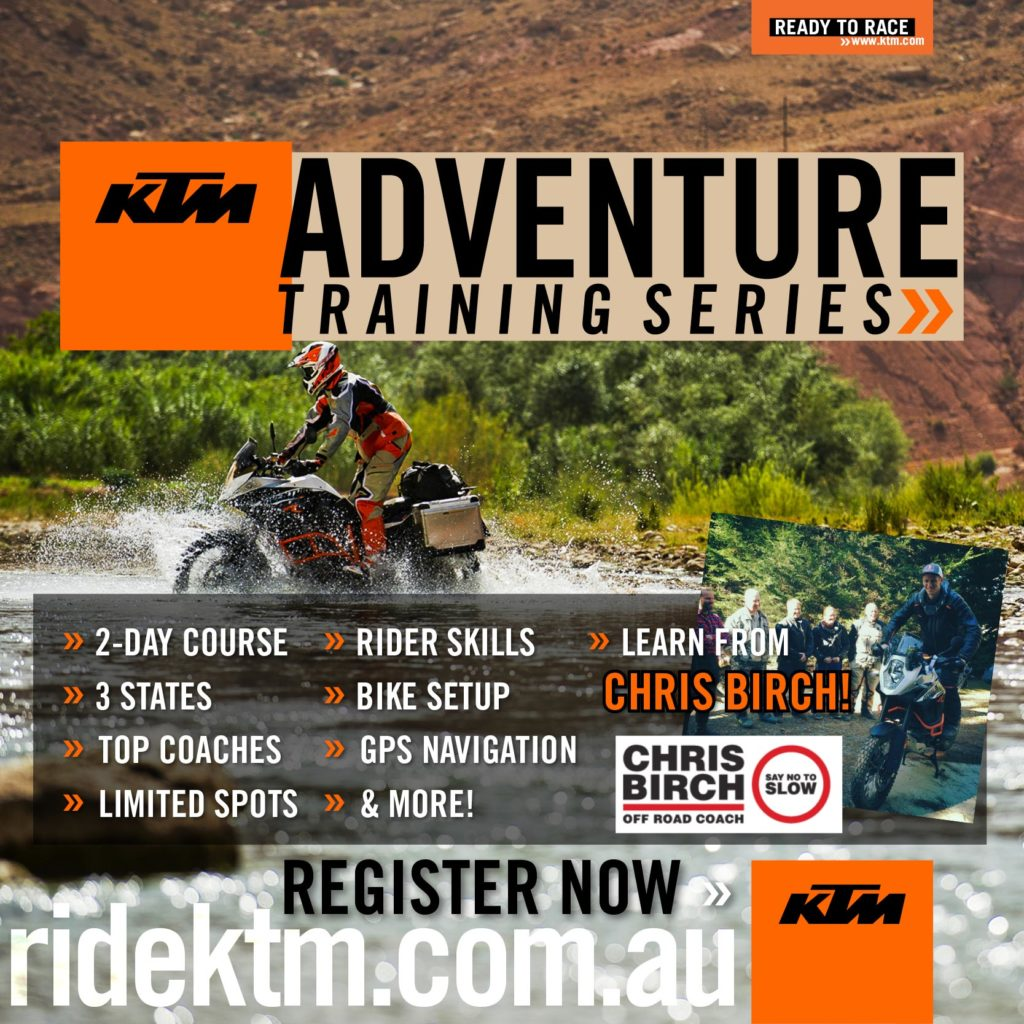 KTM Adventure Training