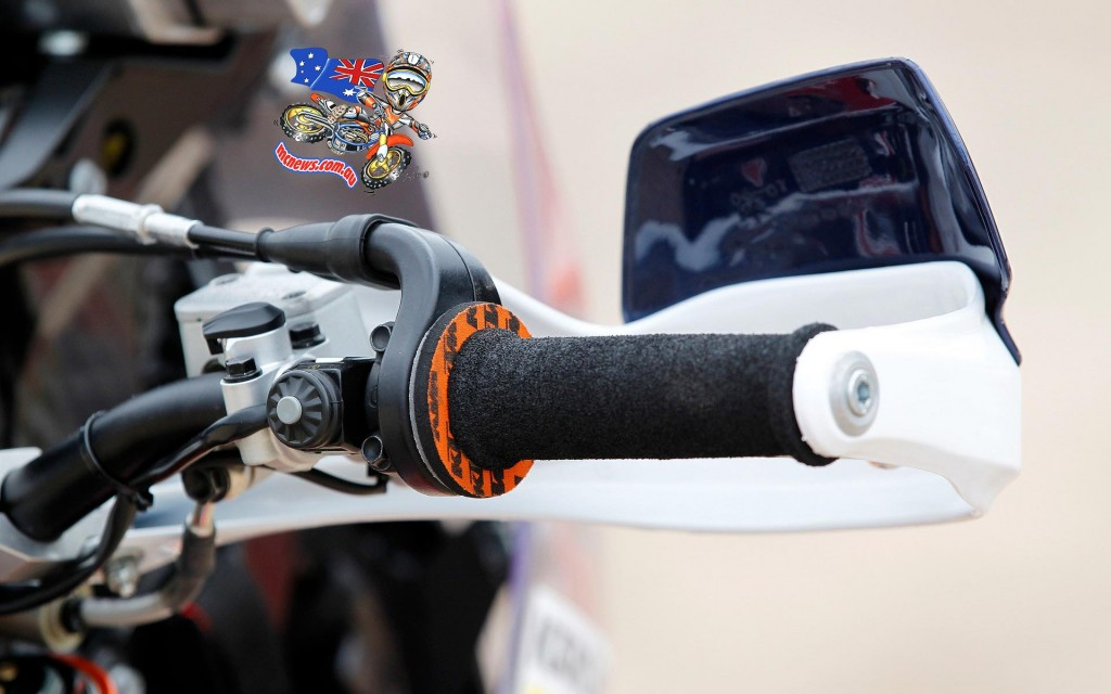 2016 KTM 450 Rally - KTM Rally Team