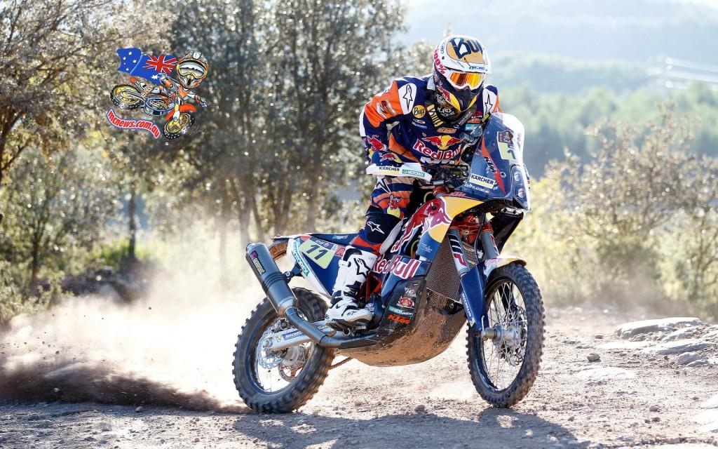 2016 KTM 450 Rally - KTM Rally Team - Jordi Viladoms