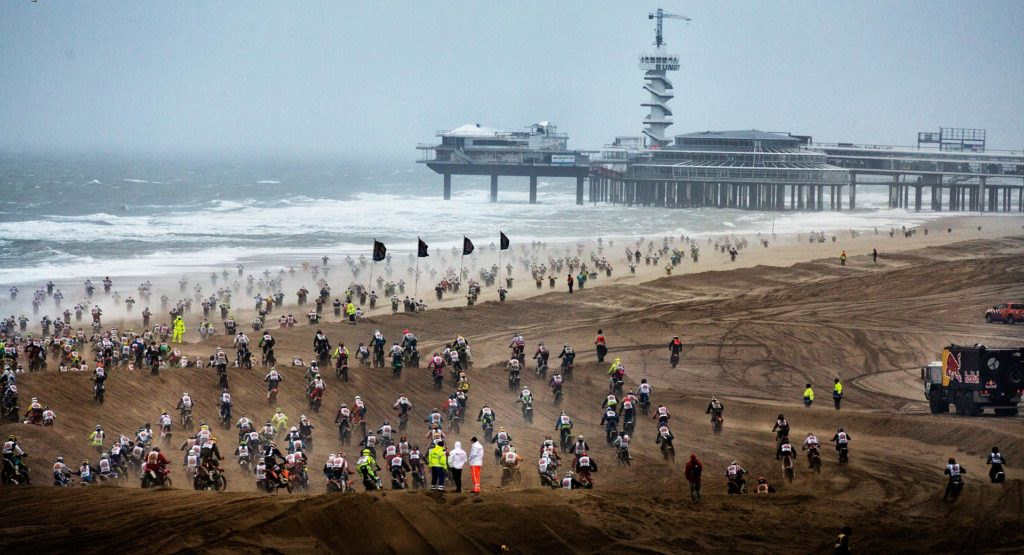 Red Bull Knock Out 2015 held at The Hague