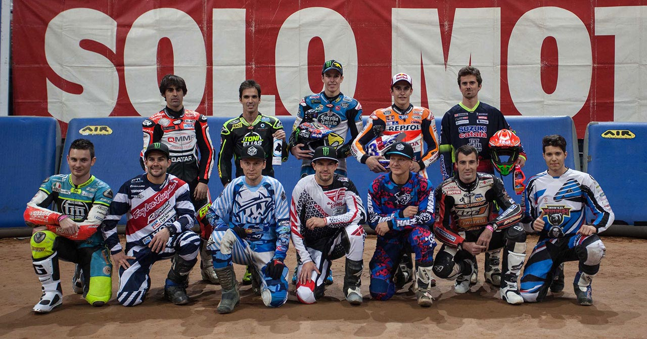 Superprestigio 2015 Riders