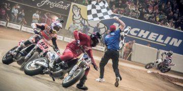 Brad Baker wins Superprestigio 2015