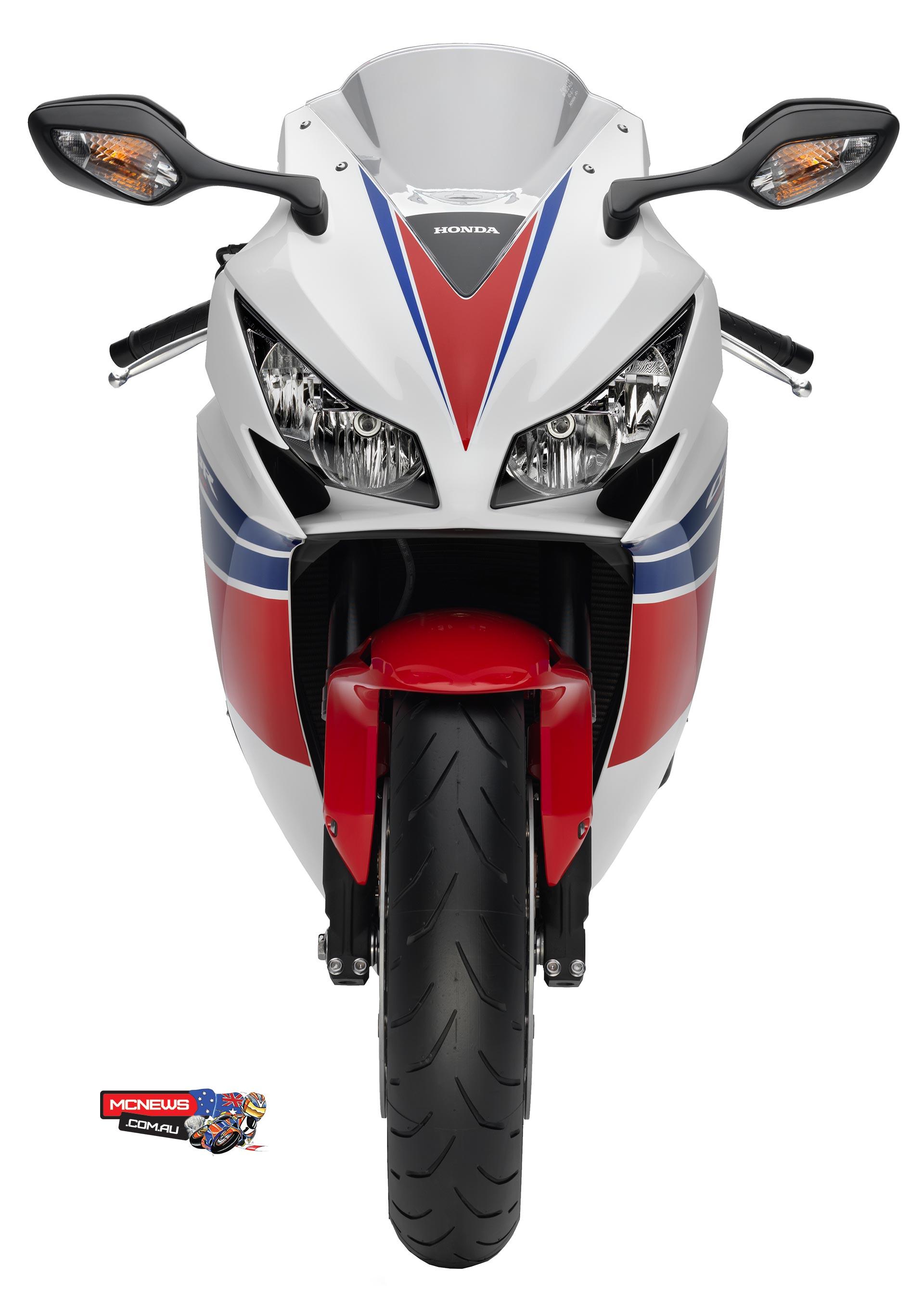2015 Honda CBR1000RR Fireblade