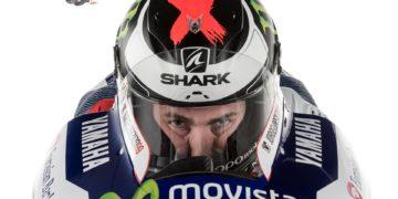 Jorge Lorenzo - Shark Helmets