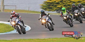 BMW Motorrad 2016 RR Experience Test Rides / Track Days