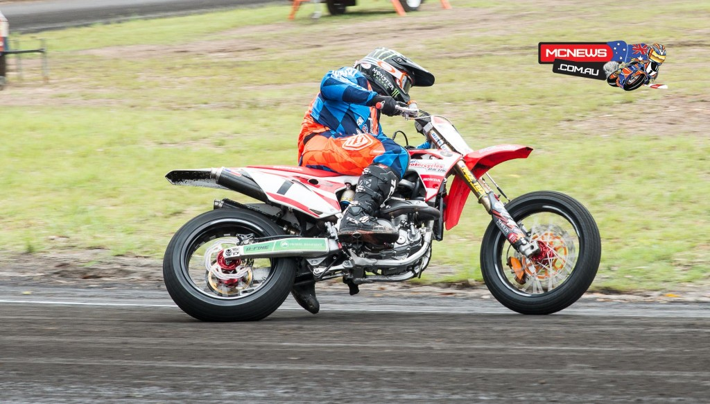 Jared Mees - Troy Bayliss Classic 2016
