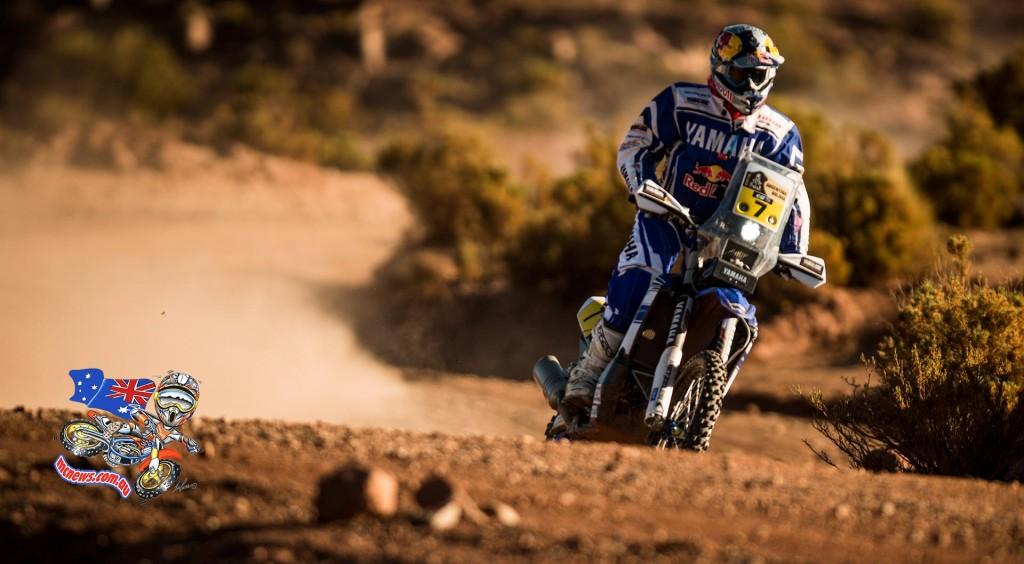 Dakar 2016 - Hélder Rodrigues