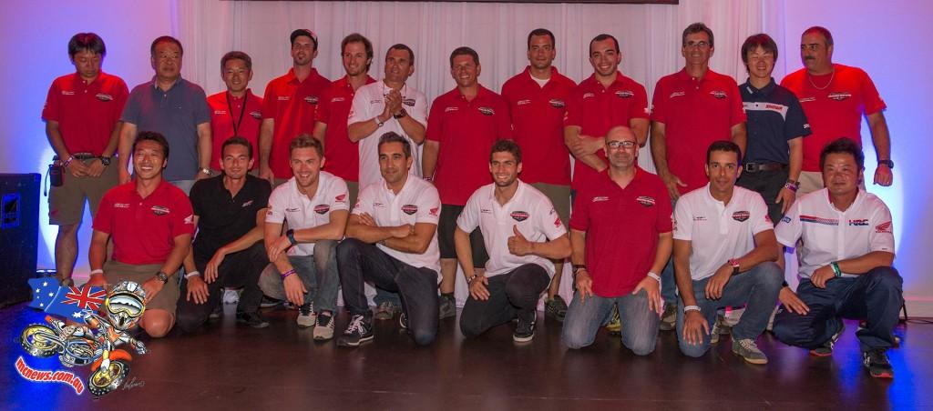 Honda South America Rally Team - Dakar 2016