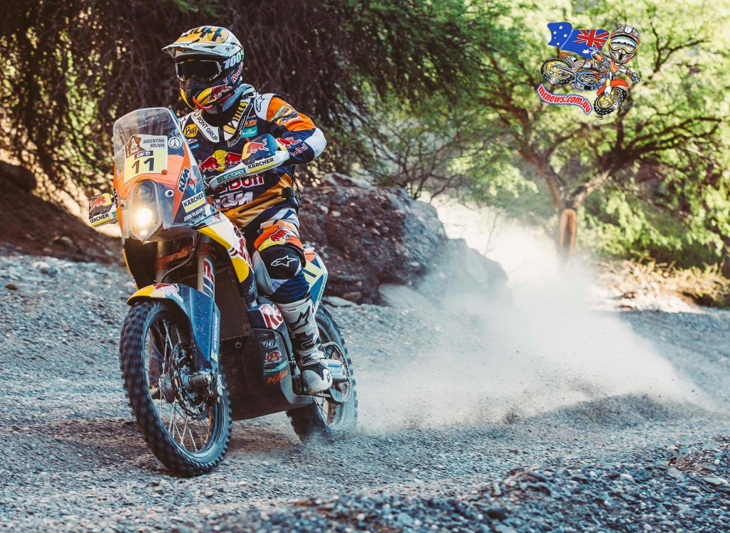 Dakar 2016 - Jordi Viladoms
