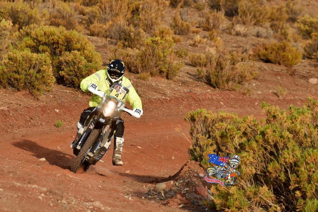 Dakar 2016 - Pablo Quintanilla