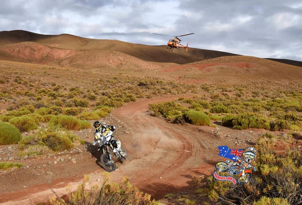 Dakar 2016 - Ruben Faria