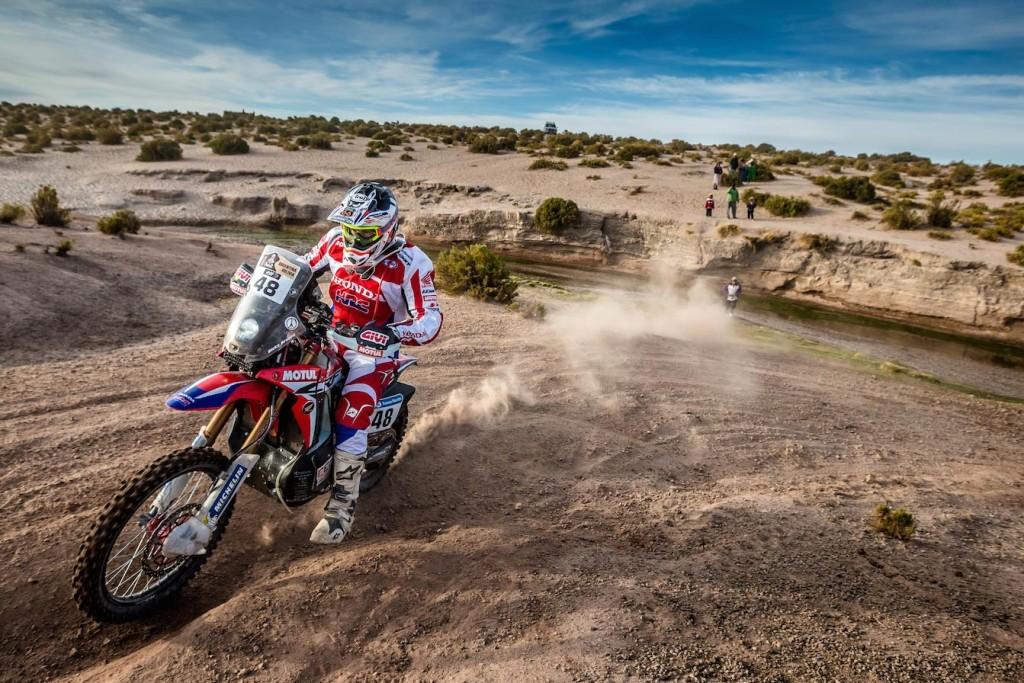 Dakar 2016 - Ricky Brabec