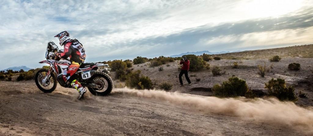 Dakar 2016 - Kevin Benavides