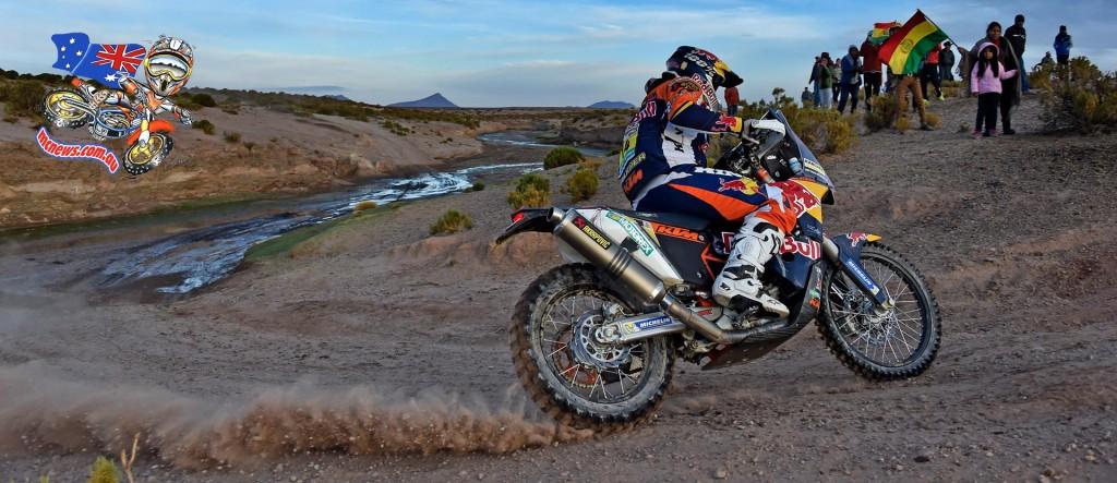 Dakar 2016 - Matthias Walkner
