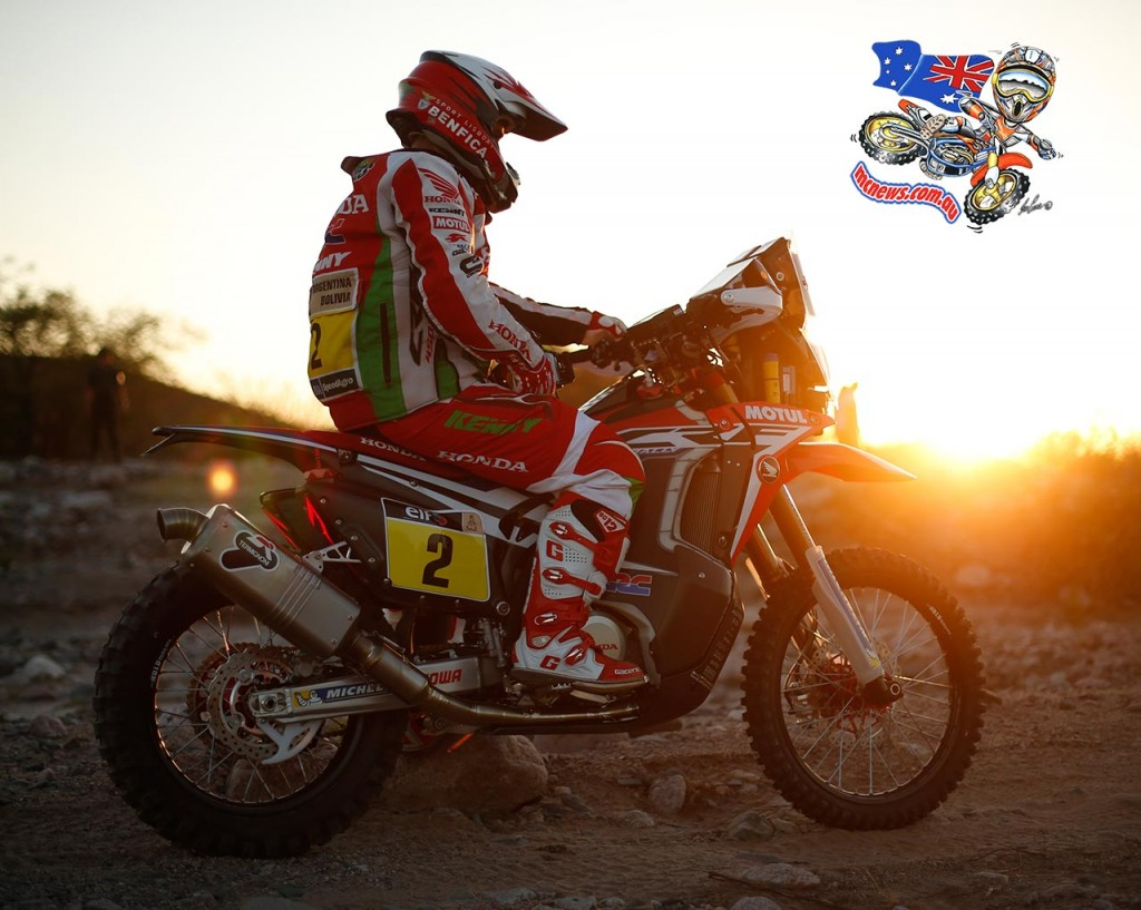 Dakar 2016 - Has the sun set on Paulo Goncalves chance of winning Dakar 2016?