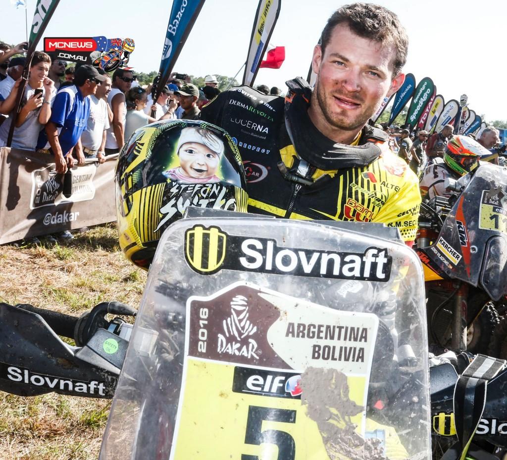 Dakar 2016 - Stefan Svitko