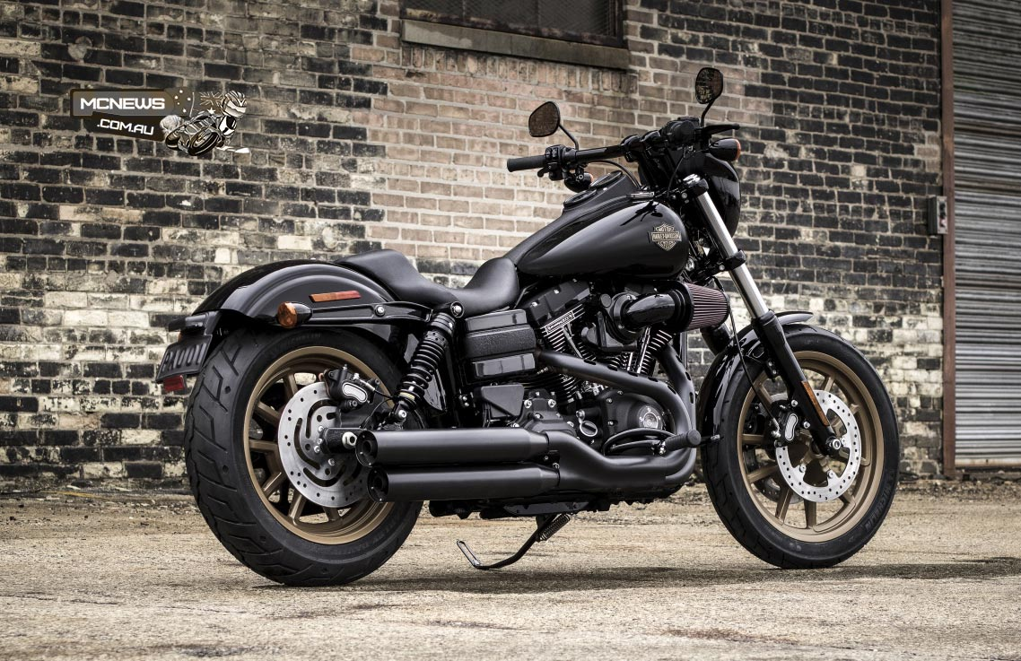 Harley Riders: H-D Low Rider S Gets Screamin Eagle 110