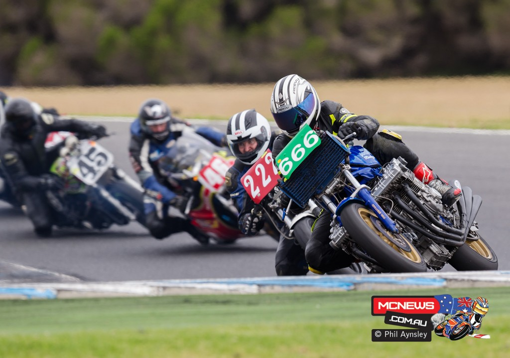 Trevor Manley - Island Classic 2016 - Image by Phil Aynsley