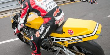 Island Classic 2016 - Qualifying - Jeremy McWilliams heads out for qualifying