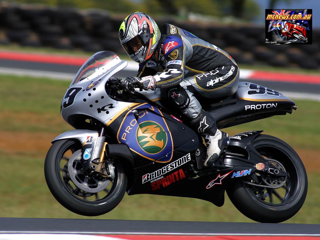Jeremy McWilliams - 2003 - Proton KR