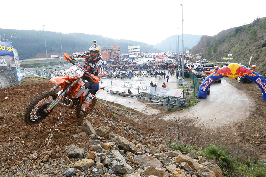 Jonny Walker racked up another Extreme Enduro victory