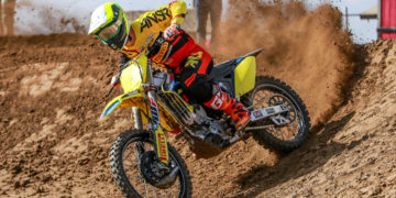 Luke Clout on his new Suzuki