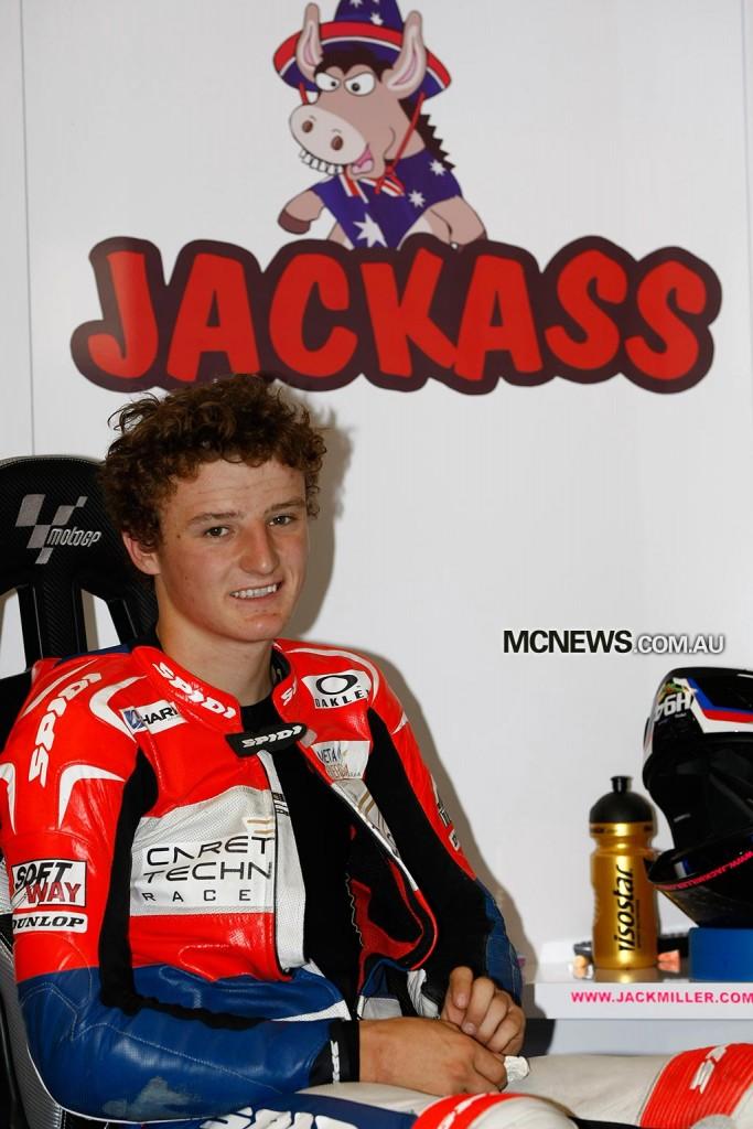 Jack Miller - 2012