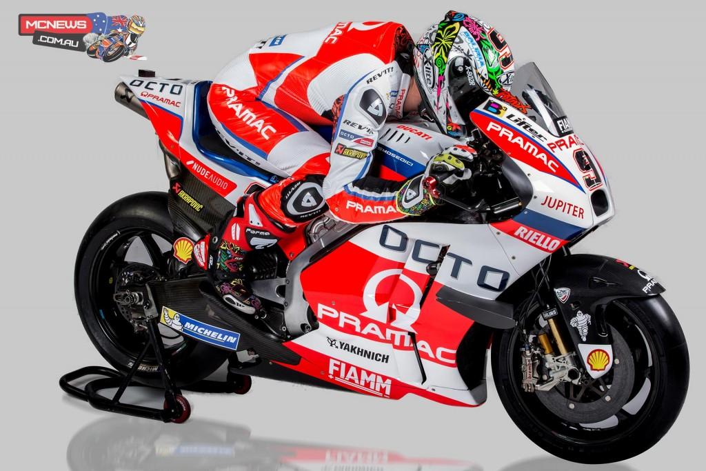 Danilo Petrucci - Pramac Ducati - MotoGP 2016