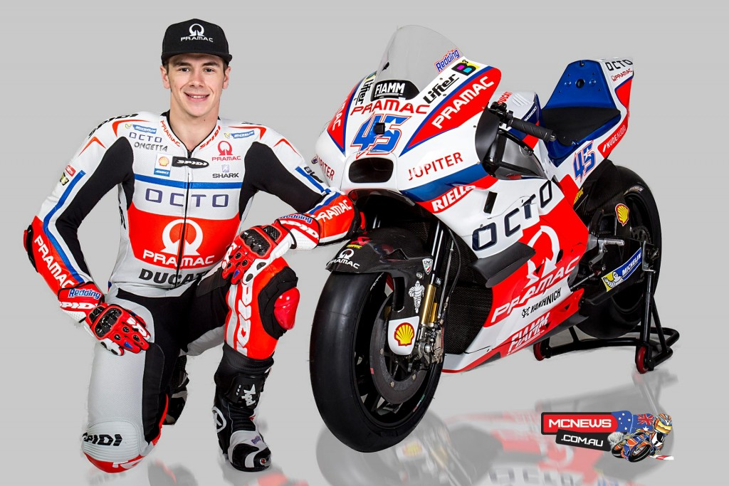 Scott Redding - Pramac Ducati - MotoGP 2016