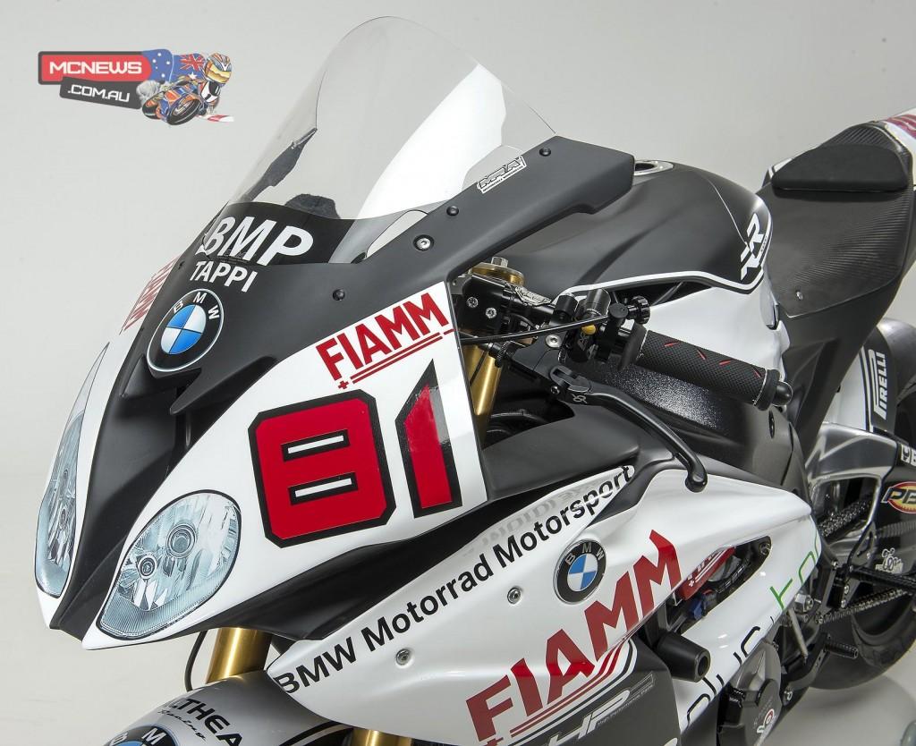 Jordi Torres - Althea BMW Racing Team - WorldSBK 2016