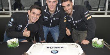 Althea BMW Racing Team - WorldSBK 2016
